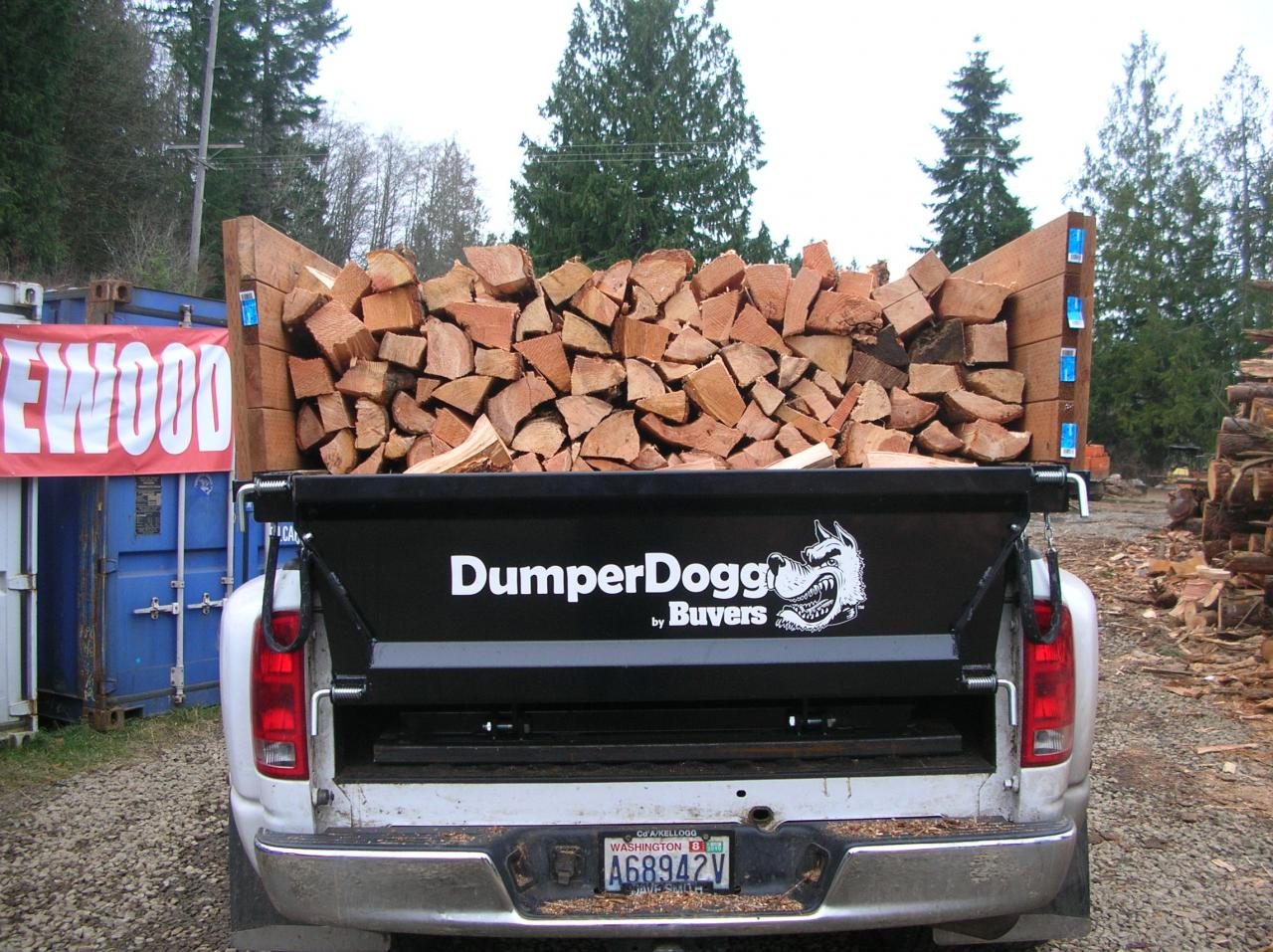 PORT ANGELES FIREWOOD L.L.C. - PHOTO\'S of our business